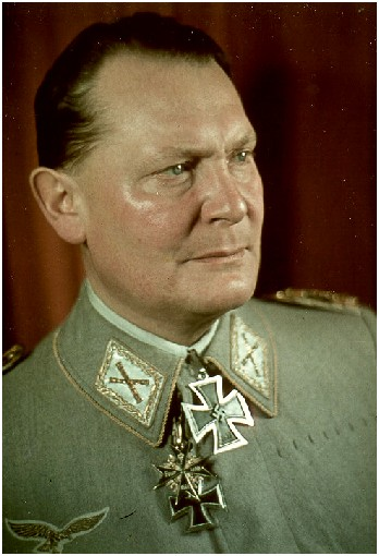Herman Goering's advice has been followed by war mongers down through the decades.