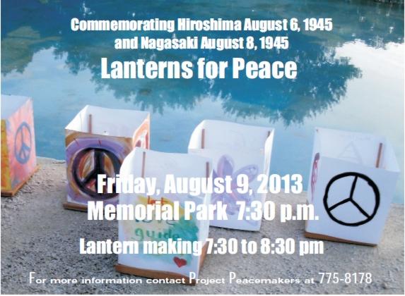 lantern ceremony 2013