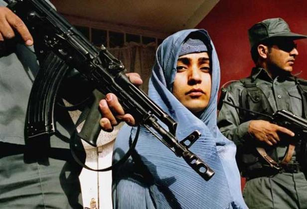 Malalai Joya. Photo: Getty
