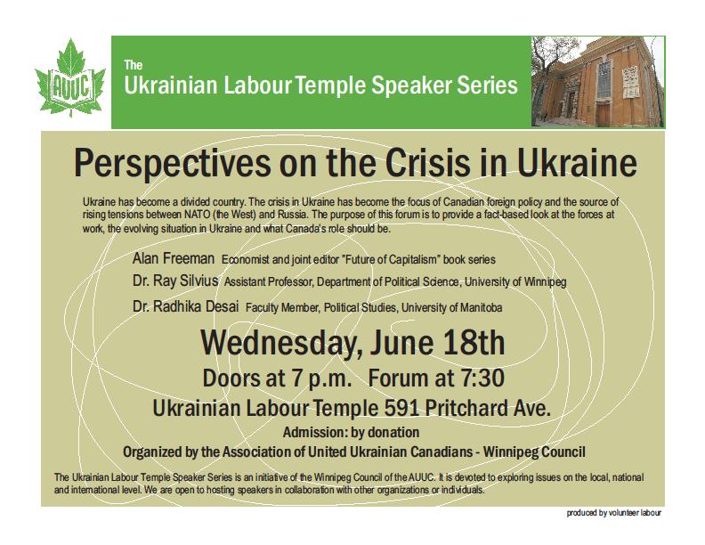 ukraine perspectives